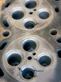 diesel cylinder head crack repair mactri vt nh  ny nj