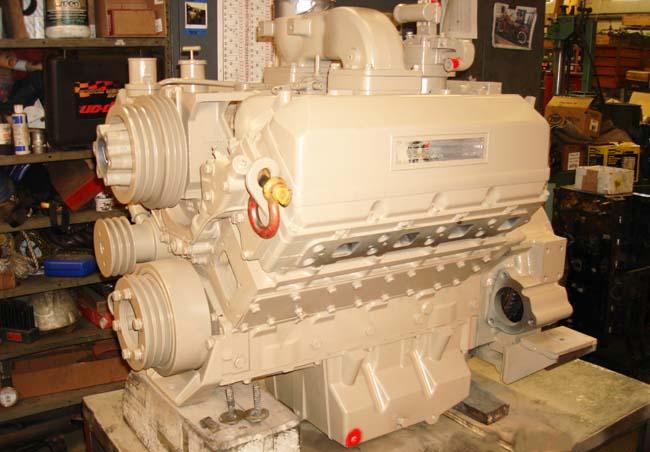 Diesel Engine Rebuilding Machine Shop Service Ma Ct Ri Vt